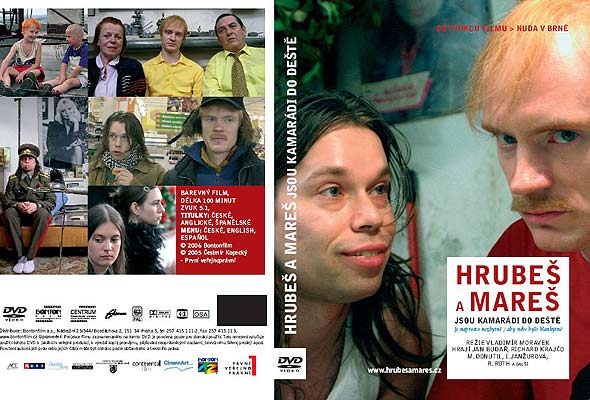 Re: Hrube a Mare jsou kamardi do det (2005)